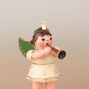 Engel mit Klarinette 6,5 cm